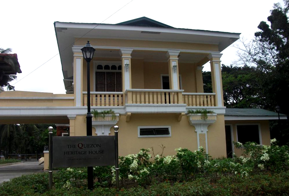 Puso ng Pamilyang Pilipino -  Heritage house, an alternative must-see in QC